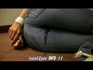 Ineed2pee Trailer 12 Girls Peeing Their Jeans Pants Panties