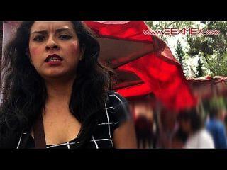 Paula Ramos. From Subway To A Porn Scene -del Metro A Una Escena Porno!