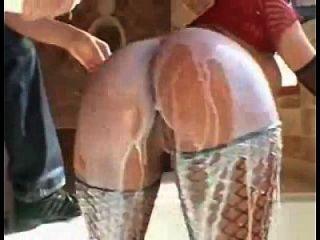 Tasty Latex Ass Claire Dames Fucked Hard - Pornhub.com