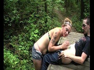 Escort Nympho  Blowjob In Woods