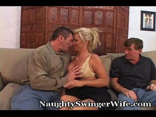 Naughty Wifey Has Her Fantasy