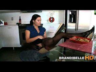 Please Me While I Read Brandi Belle
