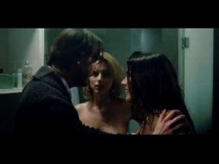 Knock Knock Movie Hot Scene-2015