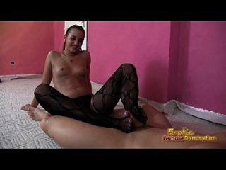 Arab Amira Foot Fetish Video Of A Footjob