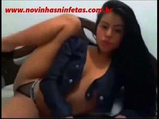 Novinhas Gostosa Se Exibindo Na Webcam