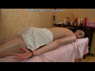 Massage Hard Core And Oral Job From Licentious Brunette