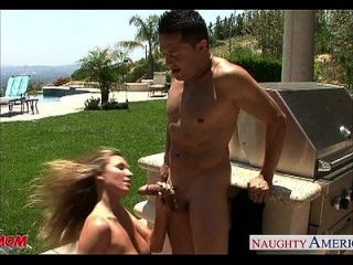 Busty Mom Devon Lee Fuck Outdoors