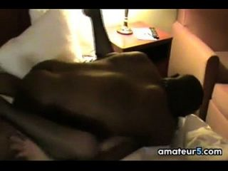 Wife Being Jizzed In By Big Black Cock