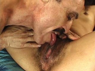 Ebony With An Incredibly Hairy Cunt
