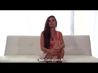 Castingcouch-x - Hot Exotic Michelle Taylor Has Her First Audition