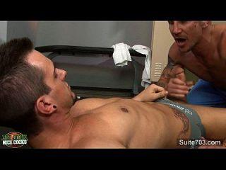 Sporty Jocks Having Sex