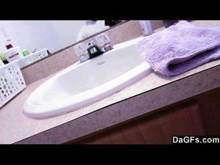 Surprise Bathroom Sex