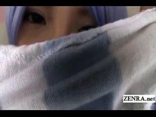 Japanese Schoolgirl Cosplay Sumire Matsu Scent Fetish