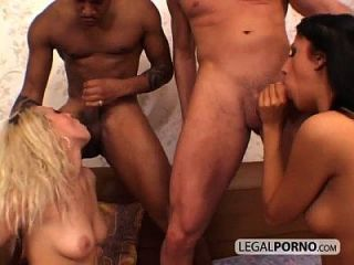 Foursome Anal? Yes, Please! Hc-4-03
