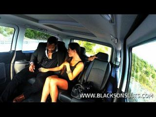 Black Taxi Driver Rides Gala Brown