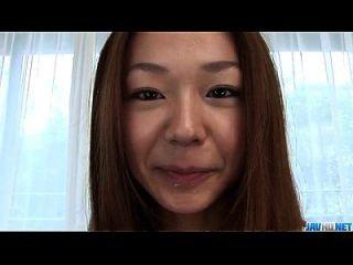 Serina Hayakawa Pleases Wth Her Warm Lips