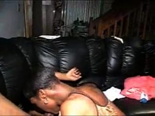 Ebony Married Couple Sex Tape