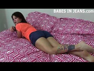 I Put On My Jean Shorts To Help You Cum Joi