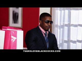 Teensloveblackcocks - Bbc Boss Fucks His Secretary On Wife