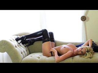 Gisele - Leather Leggings