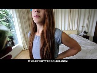 Mybabysittersclub - Babysitter Wants Cock And Money