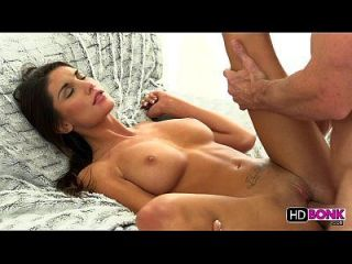 August Ames Gets Pounded
