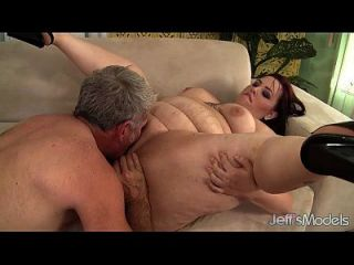 Horny Plumper Phoenixxx Bbw Enjoys A Fat Cock In Her Pussy