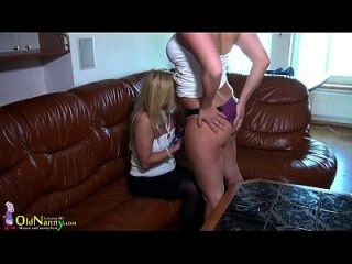 Oldnanny Old And Young Lesbians Play Hard.720p -more On Lesbian-sex.ml