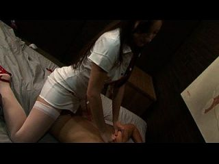 Hot Young Nurse Strapon Fantasy With Her Patient