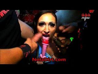 Bonita De Sax Bukkake German Girl Gang Bang