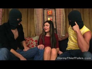 Horny Thief Tales - Veronika Isn