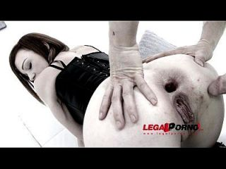 Redhead Teen Slut Rebeca Goes Hardcore: Balls Deep Anal Pounding & Intense Dp Sz1090
