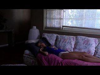 Cassandra Nix Lying For Some Lesbian Care