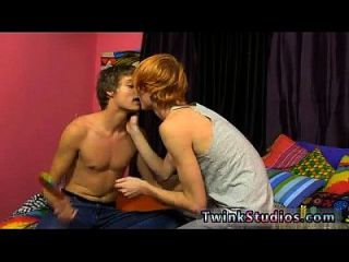 Gay Boy Kiss Tube Preston Andrews And Blake Allen Feast