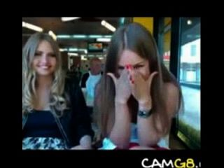 Naked In Public - Camg8