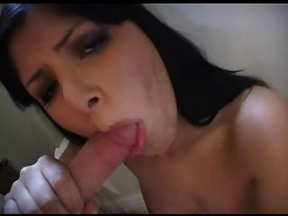 Sativa Rose Blowjob Handjob & Swallow Cum