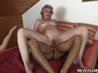 Mom Catch Her Daughter Hubby Fucking Rubber Doll