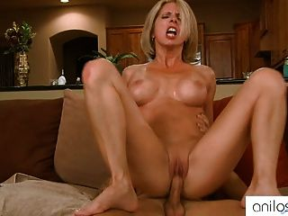 Mature Wife Ass Fucking Facial