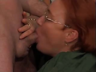 Fat Redhead Gangbang Video