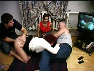 Family castle pt1 colette sigma gets fisted several times