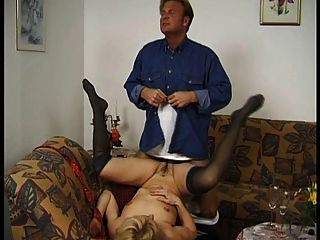 First Fuck In Senior Residence - Erster Fick Im Altersheim
