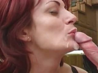 Redhead Mommy Wants Young Meat