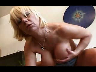 British Milf Jane Bond Gets Fucked On The Sofa