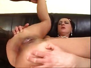My Slut Mature Mom Fucked In Her Ass By Big Black Dick