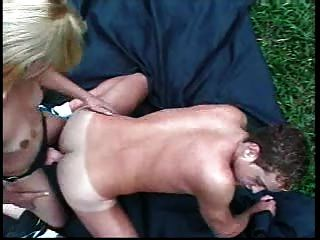 Girl Fucks Guy With Strap On M27