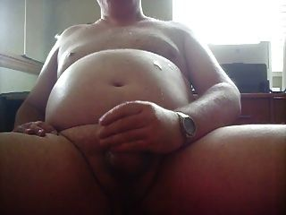 Heavy Cumshot