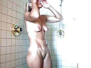 40 Year Old Milf Shower