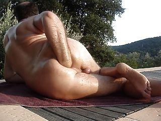 Fisting Anal Outdoor This Summer
