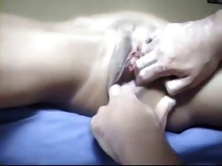 Jenny Young Girl #3 - Foot Fuck, Pussy Stretch, Fist - Snc