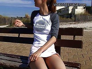 18 Years Old Teen Nude At Beach